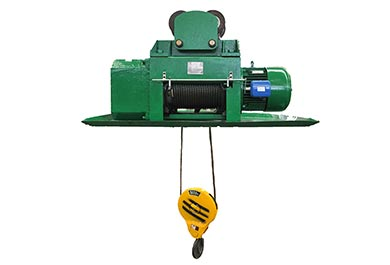 Metallurgy Wire Rope Electric Hoist